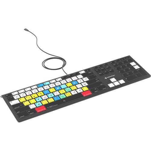 Editors Keys Adobe Photoshop Backlit Keyboard (Mac)