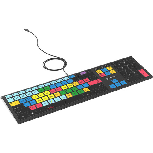 Editors Keys Sam Quantel Backlit Keyboard (Windows)