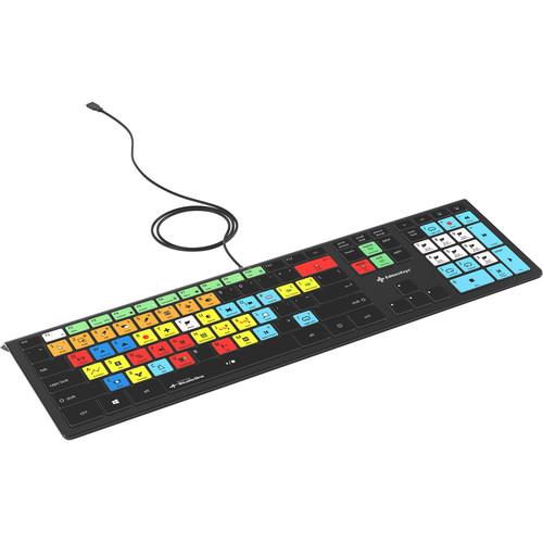 Editors Keys Presonus Studio One Backlit Keyboard for Windows (US English)