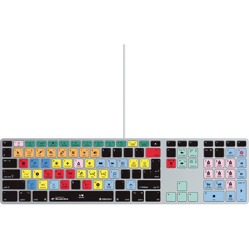 Editors Keys Presonus Studio One Cover for iMac Wired USB Keyboard