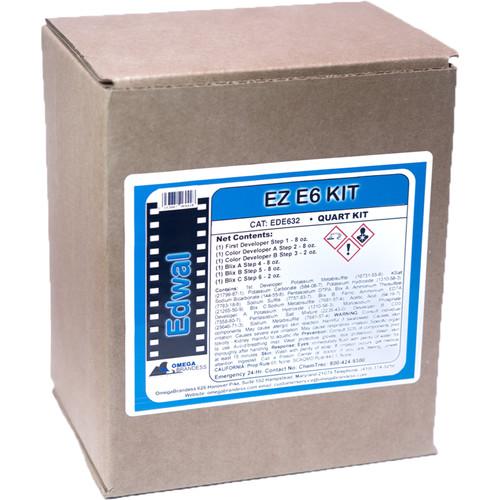 Edwal EZ E-6 Developing Kit (32 oz)