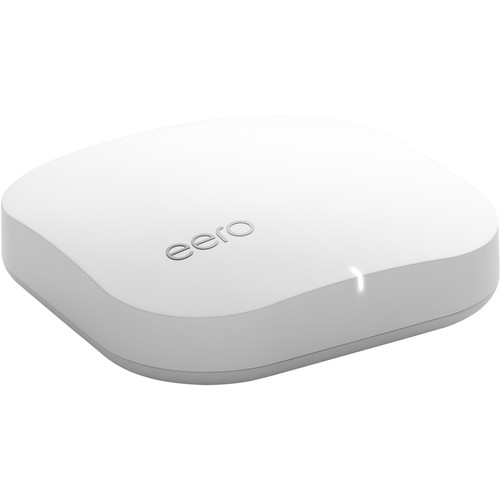 eero Home Wi-Fi System (Gen 1, Manufacturer Refurbished)