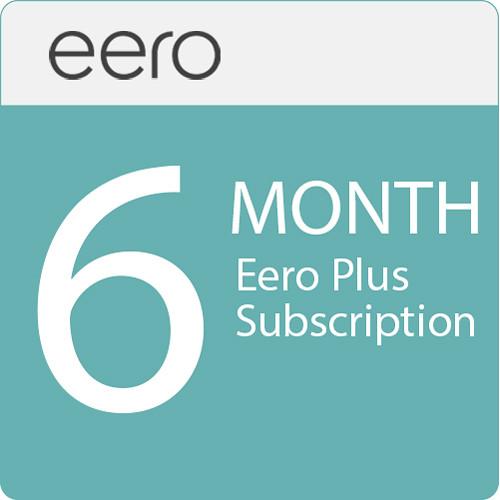 eero eero Plus - 6-Month Subscription