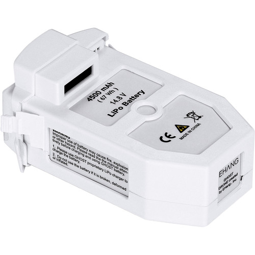 Ehang Smart Battery for Ghostdrone 2.0 Quadcopter (White)