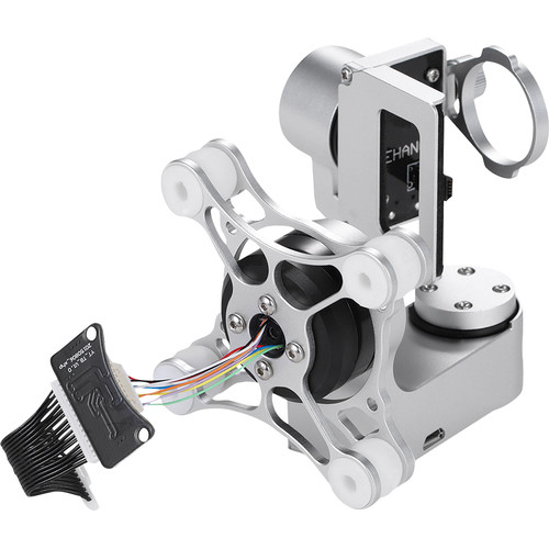 Ehang 3-Axis Gimbal for Ghostdrone 2.0 Quadcopter (White)