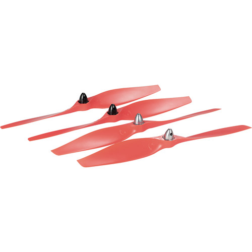 Ehang Propellers for Ghostdrone 2.0 Quadcopter (Set of 4, Red)