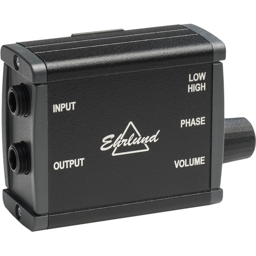 Ehrlund Microphones EAP Battery Powered Preamp for Acoustic Pickup
