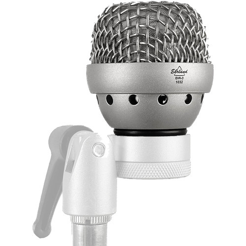 Ehrlund Microphones Cardioid Condenser Microphone for Drums, Guitars, and Horns