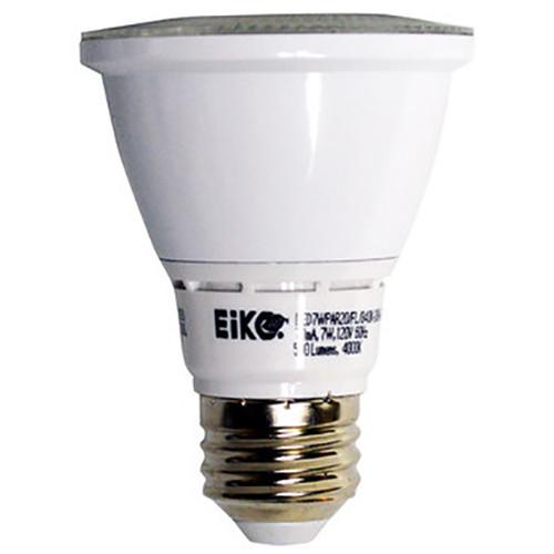 Eiko LitespanLED PAR20 Bulb (7W, 120V)