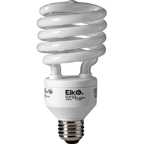 Eiko SP32/27K Spiral Fluorescent Lamp (32W/120V)