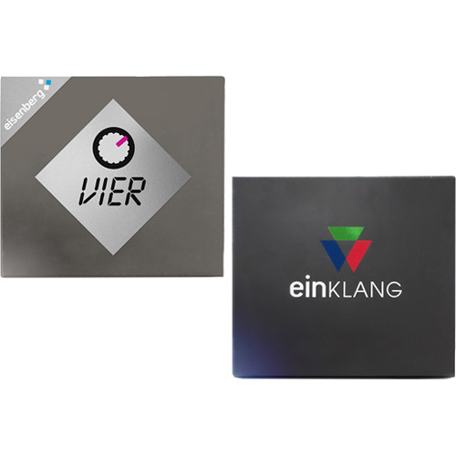 Eisenberg Vier and Einklang Extended - Virtual Instrument Bundle (Download)