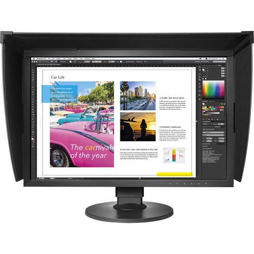 """EIZO ColorEdge CG2420 24"""" 16:10 Hardware Calibration IPS Monitor"""