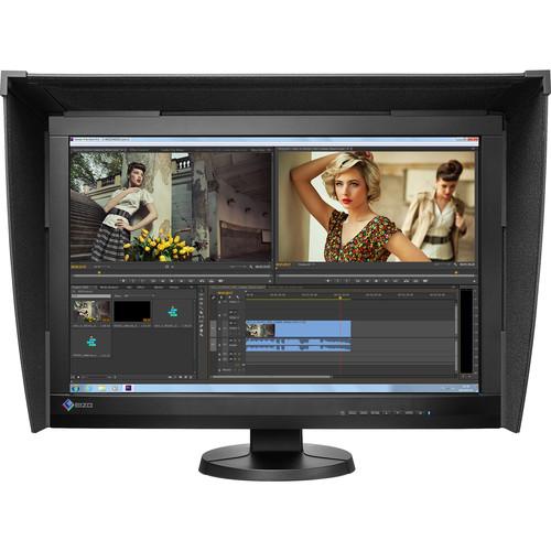 "Eizo ColorEdge CG247X 24.1"" 16:10 Hardware Calibration IPS Monitor"
