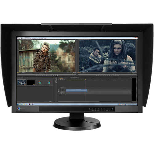 "Eizo ColorEdge CG277 27"" Hardware Calibration IPS LCD Monitor"