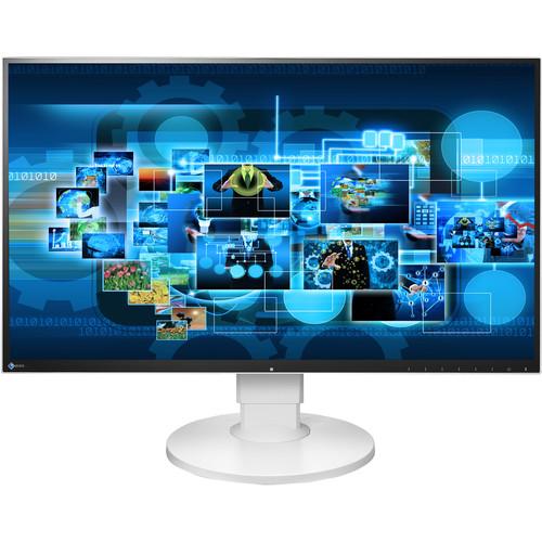"Eizo FlexScan EV2750FX 27"" Widescreen LED Backlit LCD Monitor (White)"