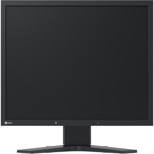 """Eizo 19"""" Thin Bezel  Wide Screen IPS LCD WLED Backlight Monitor (Black)"""