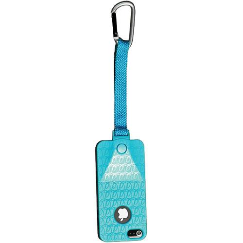 EK USA I5 Speak Easy Hang it Case for iPhone 5 (Blue)