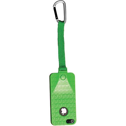 EK USA I5 Speak Easy Hang it Case for iPhone 5 (Light Green)