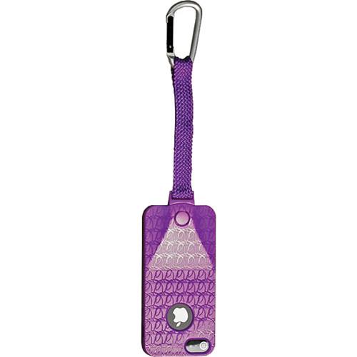 EK USA I5 Speak Easy Hang it Case for iPhone 5 (Purple)