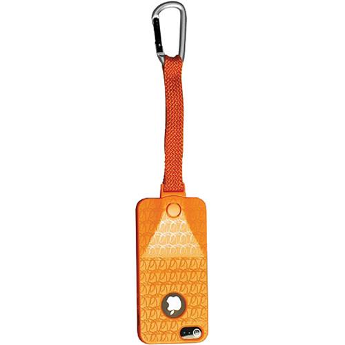 EK USA I5 Speak Easy Hang it Case for iPhone 5 (Orange)