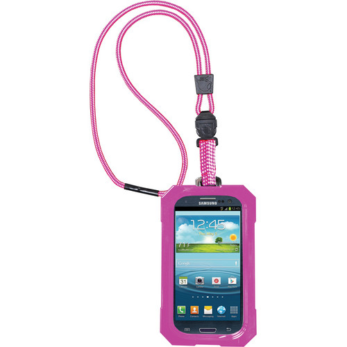 EK USA Dri Cat Neck Kit for Galaxy S3/S4 (Pink)