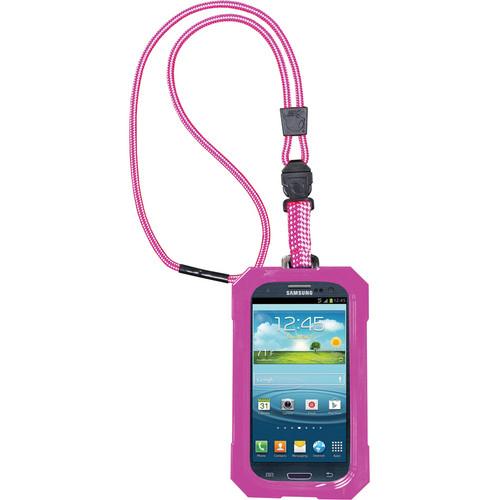 EK USA Dri Cat Neck Kit for Galaxy S3/S4 (Pink)