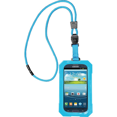 EK USA Dri Cat Neck Kit for Galaxy S3/S4 (Blue)