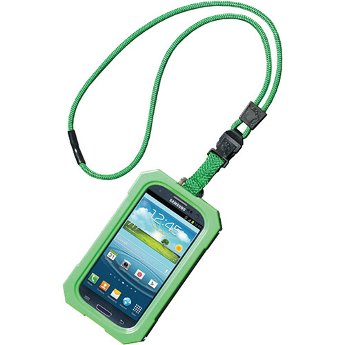 EK USA Dri Cat Neck Kit for Galaxy S3/S4 (Lime Green)