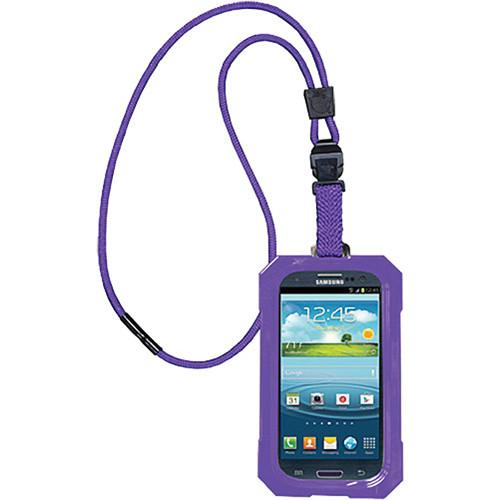 EK USA Dri Cat Neck Kit for Galaxy S3/S4 (Purple)