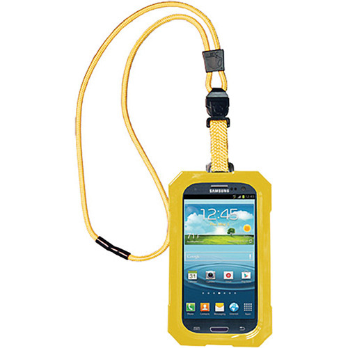 EK USA Dri Cat Neck Kit for Galaxy S3/S4 (Yellow)