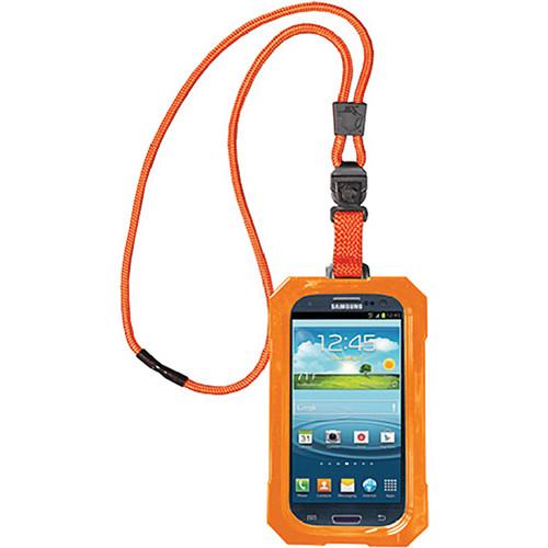 EK USA Dri Cat Neck Kit for Galaxy S3/S4 (Orange)