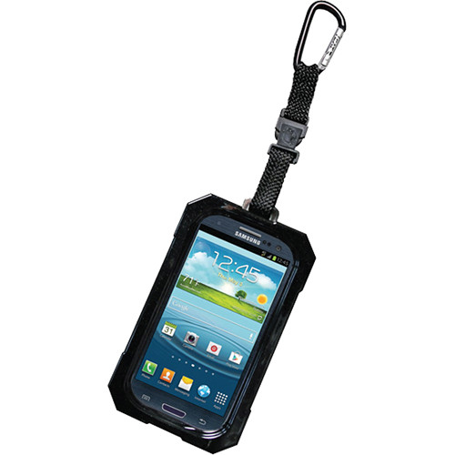 EK USA Dri Cat Hang it for Galaxy S III & S4 (Black)