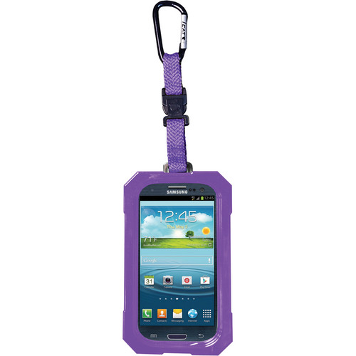 EK USA Dri Cat Hang it for Galaxy S III & S4 (Purple)