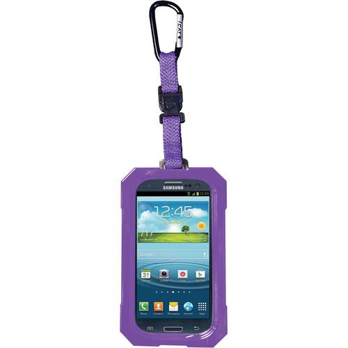 EK USA Dri Cat Hang it for Galaxy S III & S4 (Purple)