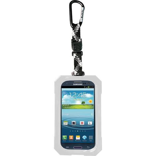 EK USA Dri Cat Hang it for Galaxy S III & S4 (White)