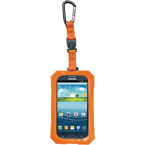 EK USA Dri Cat Hang it for Galaxy S III & S4 (Orange)