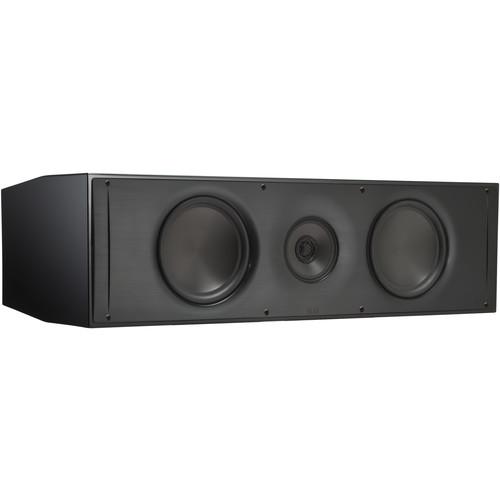 ELAC Adante AC-61 3-Way Center Channel Speaker (Gloss Black)