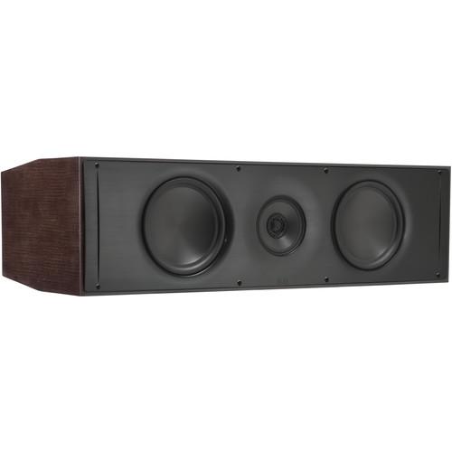 "ELAC Adante 6.5"" Center Speaker (Satin Rosewood Veneer)"