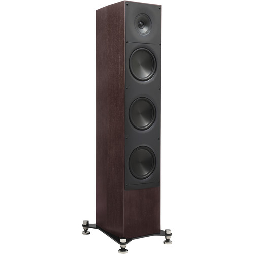 "ELAC Adante AF-61 6.5"" 3-Way Floor-Standing Speaker (Satin Rosewood Veneer, Single)"