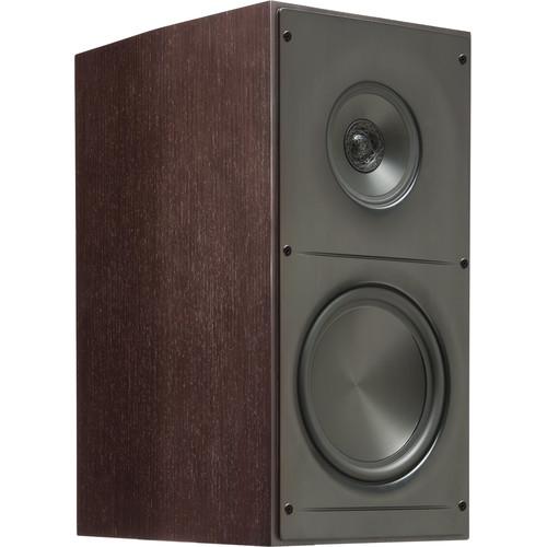"""ELAC Adante AS-61 6.5"""" 3-Way Bookshelf Speaker (Satin Rosewood Veneer, Single)"""