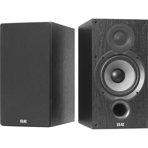 ELAC Debut 2.0 B6.2 2-Way Bookshelf Speakers (Pair)