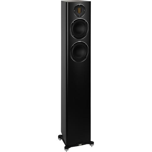 ELAC Carina FS247.4 Floorstanding Speaker (Satin Black, Single)
