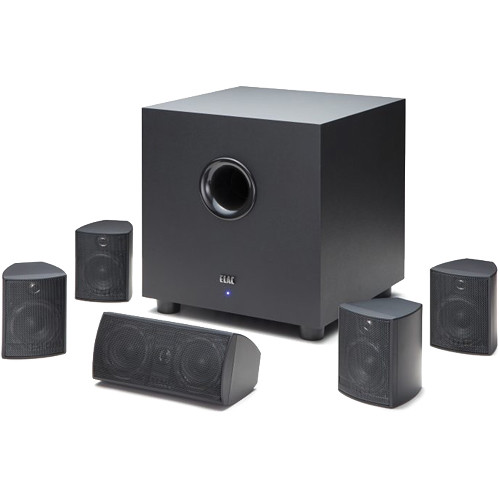 ELAC Cinema 5 5.1-Channel Home Theater Speaker System
