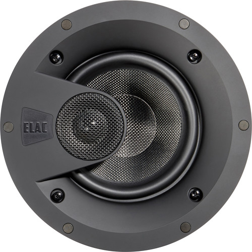 "ELAC Debut Series IC-D61 6.5"" Two-Way In-Ceiling Speaker (Single)"