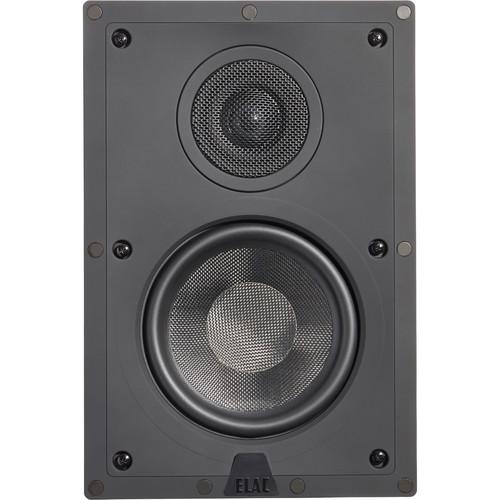 ELAC Debut Series IW-D61 In-Wall Speaker (Single)