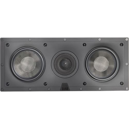 ELAC Debut Series IW-DC51 In-Wall Center Channel Speaker