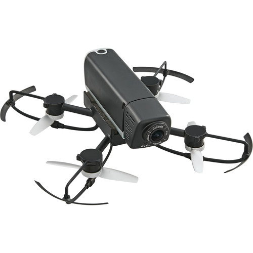 Elanview Cicada HD Camera Drone (Black)
