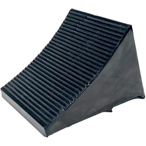 "Elasco Products Medium Wheel Chock (6"", Black)"