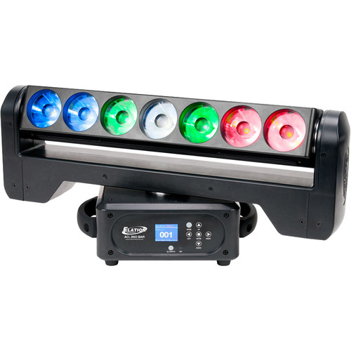 Elation Professional ACL 360 Bar Quad-LED Fixture