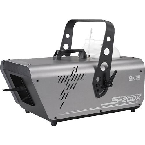Antari Fog Machine Antari S-200X Silent Snow Machine